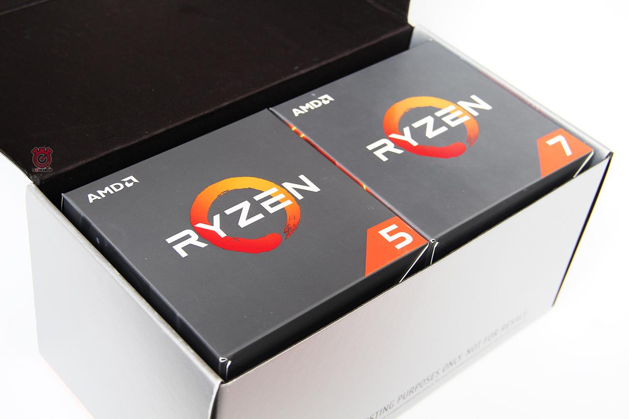 AMD RYZEN 7 2700X & RYZEN 5 2600X Processors Review - CLOCK'EM UP