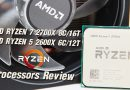 AMD RYZEN 7 2700X & RYZEN 5 2600X Processors Review