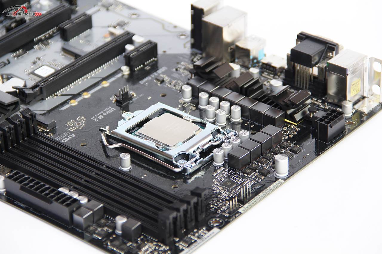 ASROCK Z390 Pro4 Motherboard Review - CLOCK'EM UP