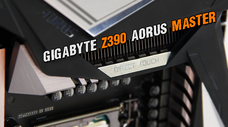 GIGABYTE Z390 AORUS MASTER Motherboard Review - Page 7 of 9 - CLOCK