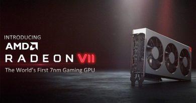 เอเอ็มดีเปิดตัว Gaming GPU ตัวแรกของโลกที่ใช้เทคโนโลยีการผลิต 7nm