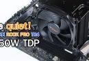 รีวิว be quiet! DARK ROCK PRO TR4 CPU Cooler สุดเย็นและเงียบสงัด