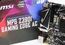 รีวิว MSI MPG Z390I GAMING EDGE AC