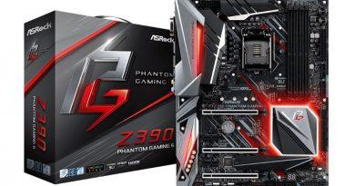 ASRock Z390 Phantom Gaming 6  ติดปีกให้นักโอเวอร์คล็อก ปลดล็อคความแรงเพื่อคอเกม