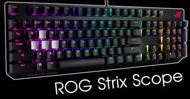 ASUS Republic of Gamers เปิดตัว ROG Strix Scope