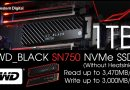 รีวิว WD BLACK SN750 NVMe SSD 1TB