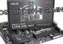 รีวิวเมนบอร์ด ROG STRIX X399-E GAMING
