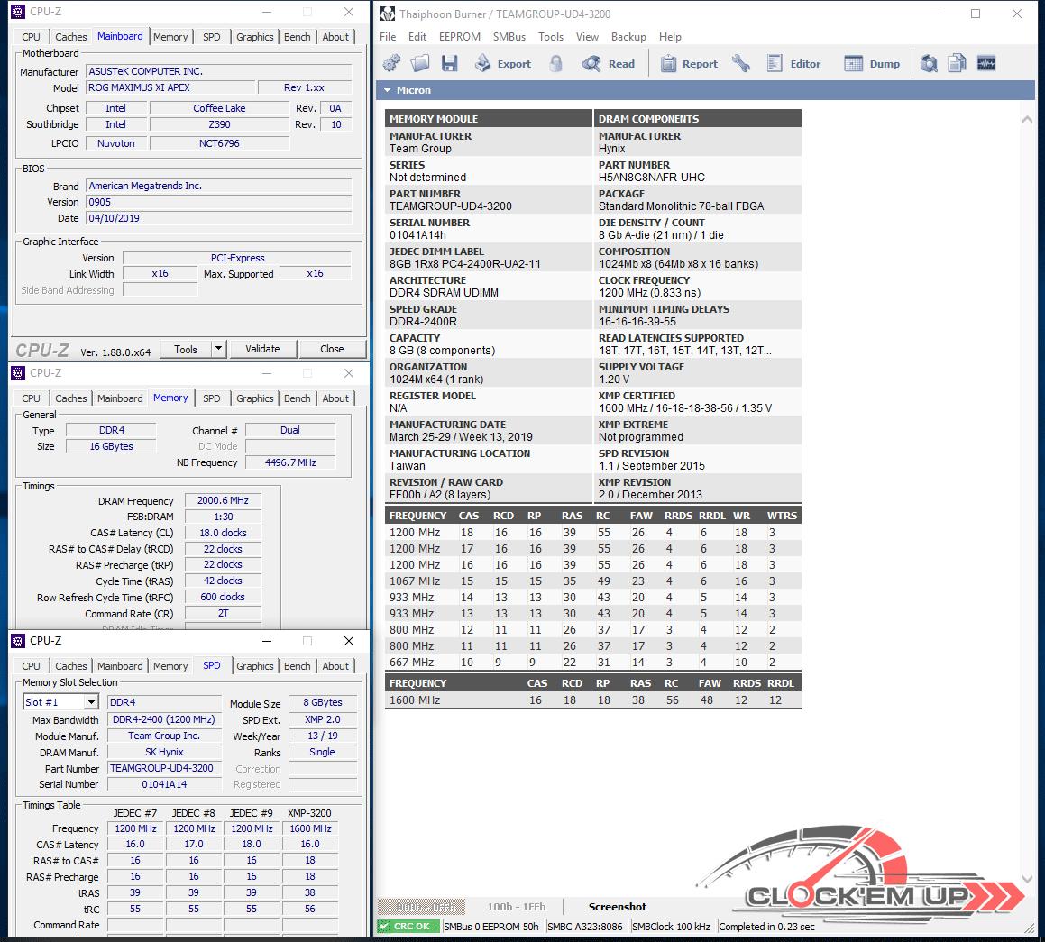 รีวิว T-Force VulcanZ DDR4-3200CL16-18-18-38 16GB-Kit - Page