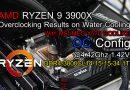 ผลการทดสอบ Overclock CPU AMD Ryzen 9 3900X ปะทะ MSI MEG X570 GODLIKE จะแรงแค่ไหนไปชมกันครับ