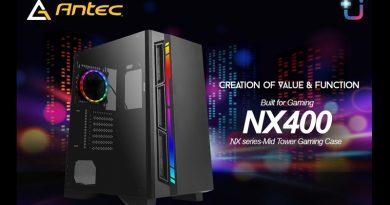 เคสสุดคุ้ม รุ่นใหม่ล่าสุด !! Antec NX400 เคสสำหรับเกมเมอร์ ที่มาพร้อมกับฟังก์ชั่นการใช้งานจัดเต็ม ในราคาสุดคุ้ม