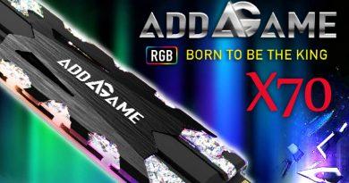 Ascenti Resources โปรโมชั่นสุดคุ้ม ซื้อ SSD ADDLINK X70 RGB ทุกขนาดความจุ Redeem รับ ADDLINK HIP HOP CAP สุดเท่ ฟรี !!