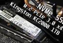 รีวิว M.2 ตัวแรงจากค่าย Kingston KC2000 PCIe3.0 x4 NVMe SSD 1TB
