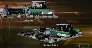 Apacer เปิดตัวหน่วยความจำ DDR4-3200 เกรดสำหรับงานอุตสาหกรรม