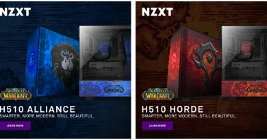 NZXT H510 World of Warcraft  (H510 PC Gaming Case)