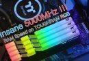 ลากโหดๆ TT TOUGHRAM RGB @DDR4-5000Mhz CL18 รันเมมเทสผ่านได้ด้วยนะเออ…