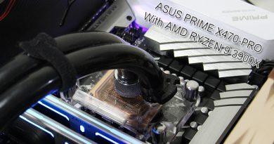 รีวิว ASUS PRIME X470-PRO Motherboard