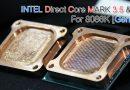 รีวิว INTEL Direct Core MARK 3.5 และ 4 สำหรับ 8086K (Gen8) มาแล้วครับ