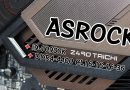 รีวิวเมนบอร์ด ASRock Z490 Taichi Review