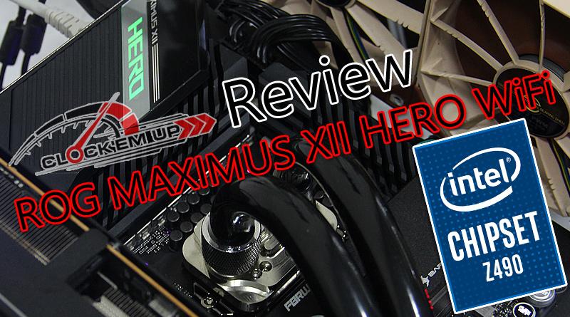 รีวิว ROG MAXIMUS XII HERO WiFi หลบหน่อย พระเอกมา