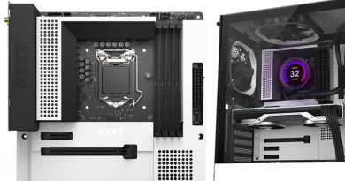 NZXT เปิดตัว N7 Z490 ATX Motherboard  Built for builders