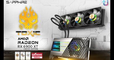 SAPPHIRE เปิดตัวการ์ดแสดงผล TOXIC AMD Radeon™ RX 6900 XT Extreme Edition ที่มาพร้อมกับประสิทธิภาพที่เหนือชั้นและการระบายความร้อนแบบ AIO