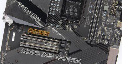 รีวิว AORUS Z590 TACHYON สำหรับสาย Overclock โดยเฉพาะ