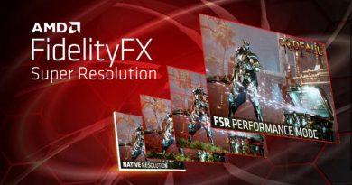 AMD เปิดตัวเทคโนโลยี AMD FidelityFX Super Resolution