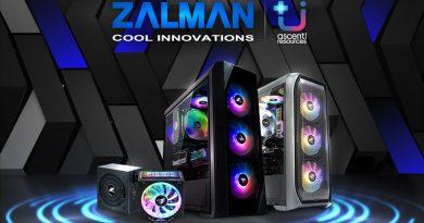 Ascenti เปิดตัวสินค้า ZALMAN อุปกรณ์คอมพิวเตอร์ที่เพิ่มประสิทธิภาพระบายความร้อน