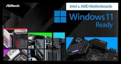 ASRock เปิดเผยรายชื่อเมนบอร์ดที่สนับสนุน Windows 11