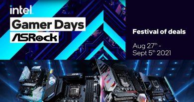 ASRock เตรียมโปรโมชั่นสุดพิเศษ ในช่วงกิจกรรม Intel Gamer Day