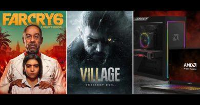 ซื้อผลิตภัณฑ์โปรเซสเซอร์ AMD Ryzen พร้อมกราฟิกการ์ด AMD Radeon รับฟรี! ชุดเกมบันเดิล Far Cry 6 และ Resident Evil Village